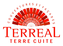 Logo TERREAL terre cuite