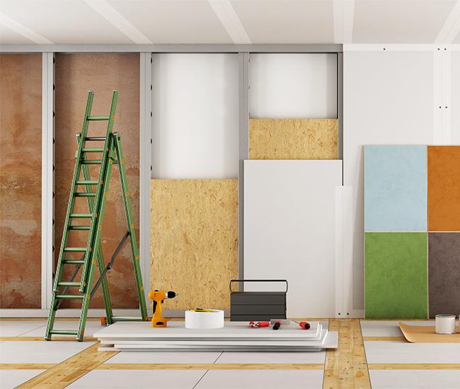 Image de la rubrique prestation rénovation intérieure