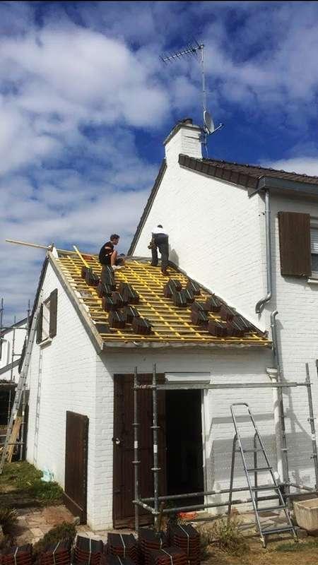 ouverture de couverture de toit