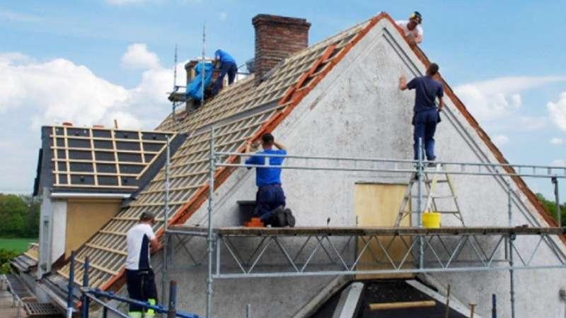 Rénovation entière d'une maison, du sol au plafond